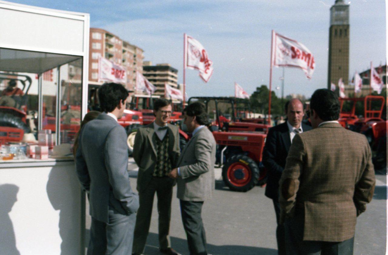 Verona, 1985