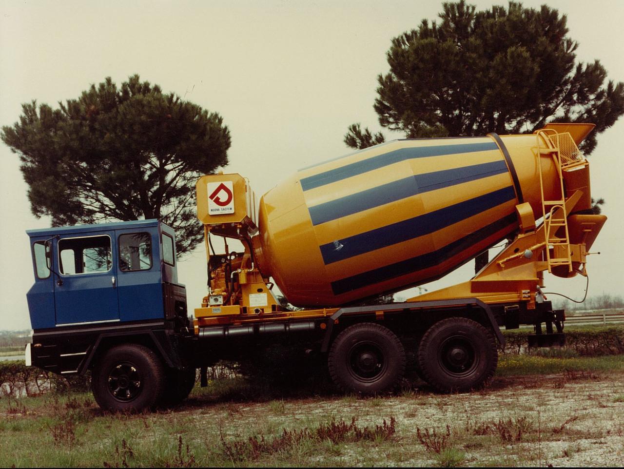 Motore 1056 PT ADIM per betoniera mobile