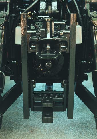 [Deutz-Fahr] dettagli trattore Agrotron TTV 1160