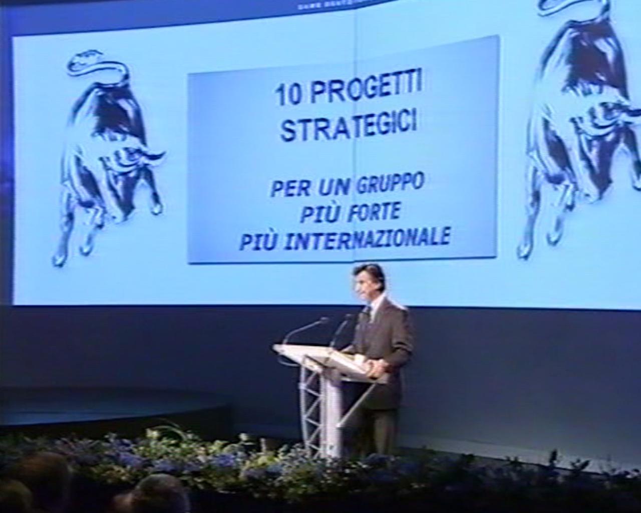 Convention concessionari Lamborghini Italia - 1^ parte