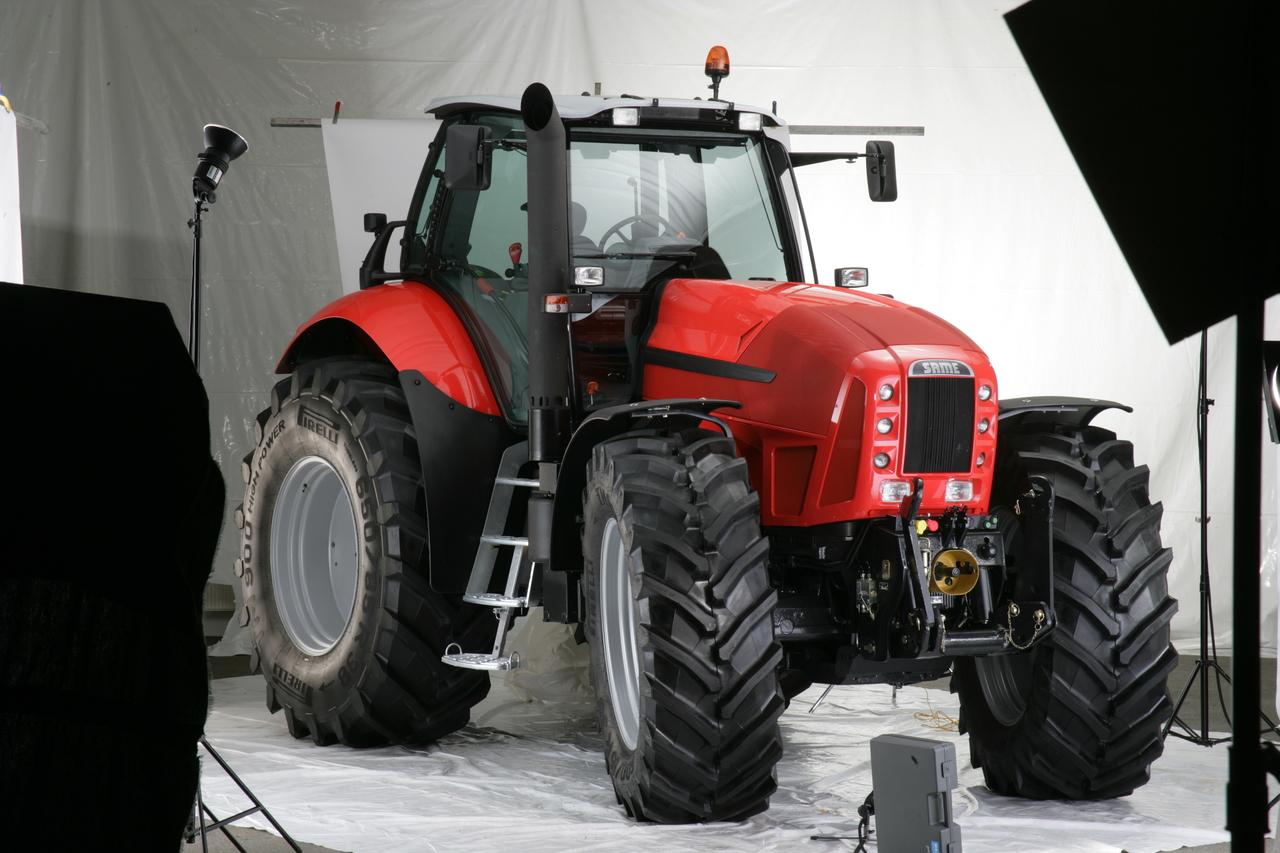 [SAME] trattore serie Iron e particolari