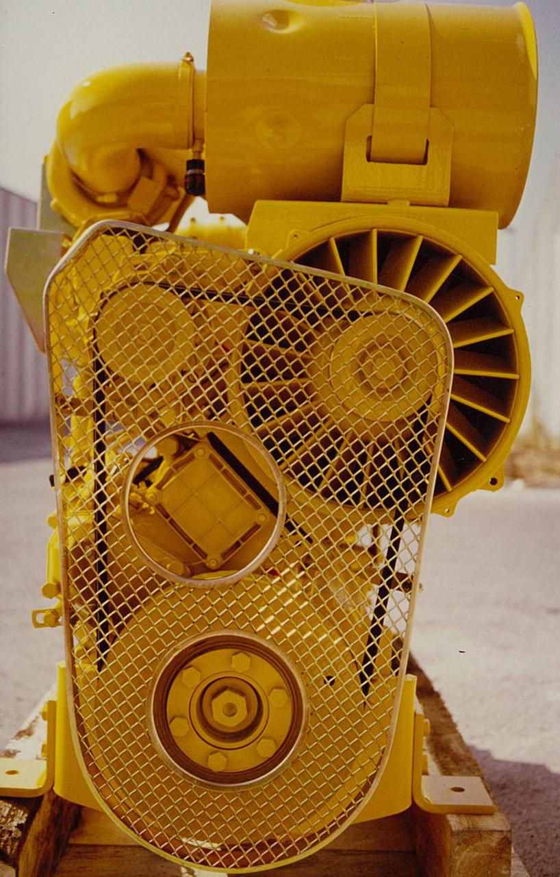 Motore ADIM per uso industriale - Protezione di sicurezza