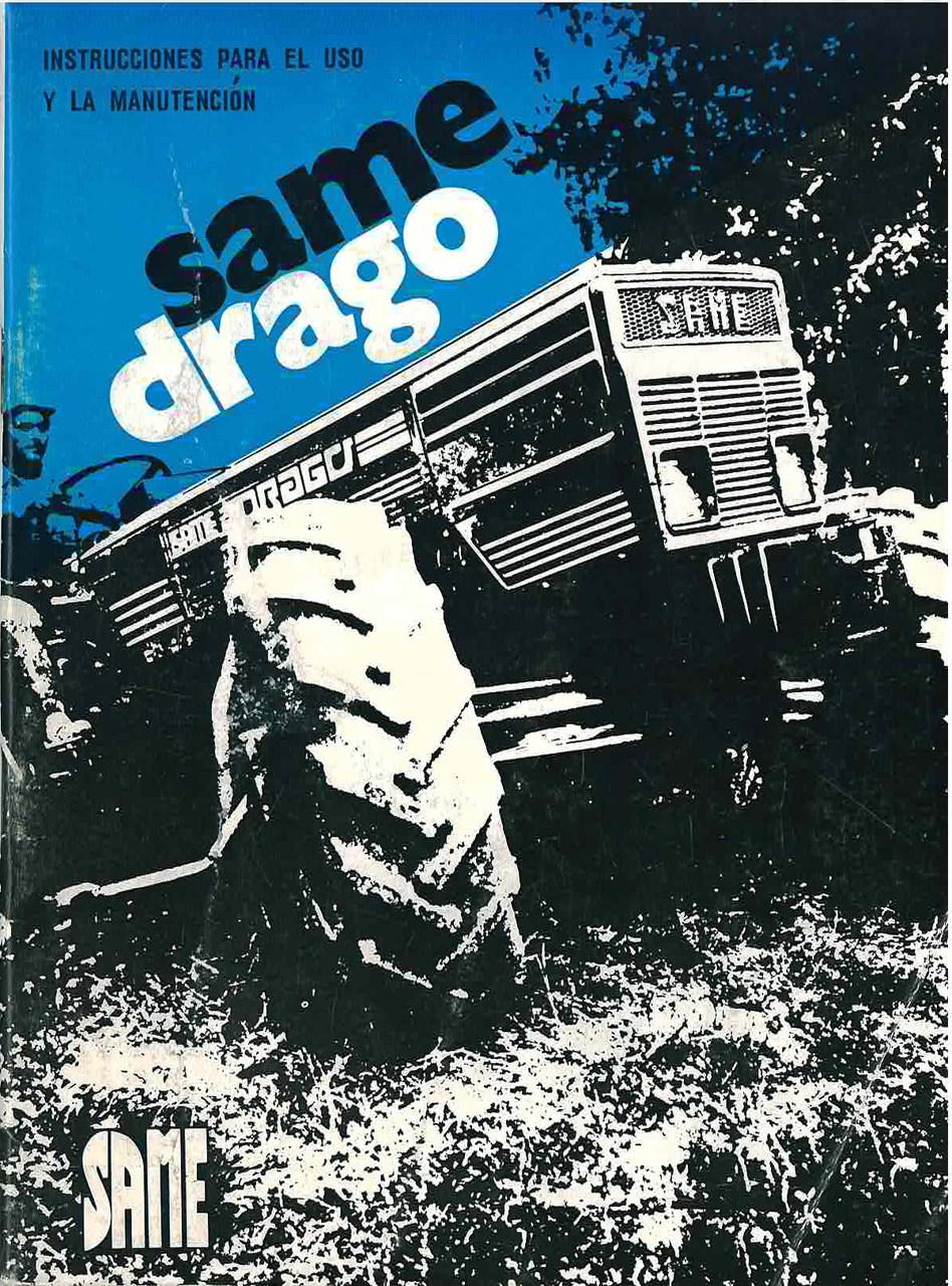 DRAGO - Uso y manutencion