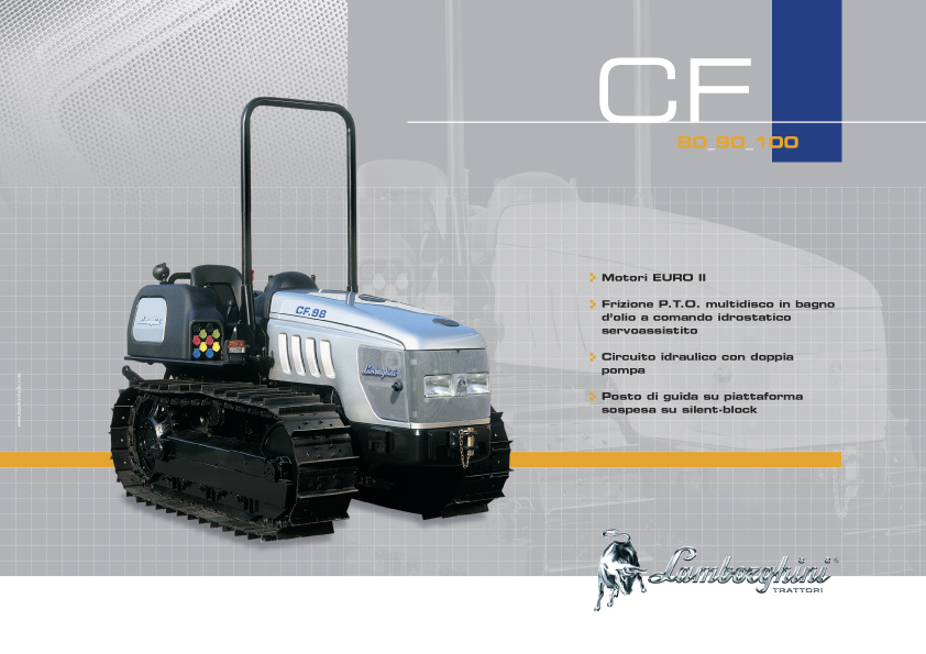 CF 80 - 90 - 100