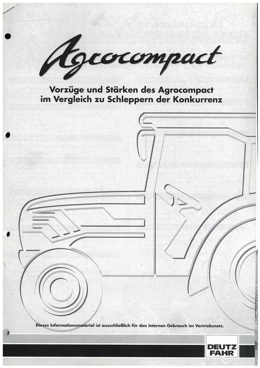 Agrocompact - Vorzuge und Starken des Agrocompact