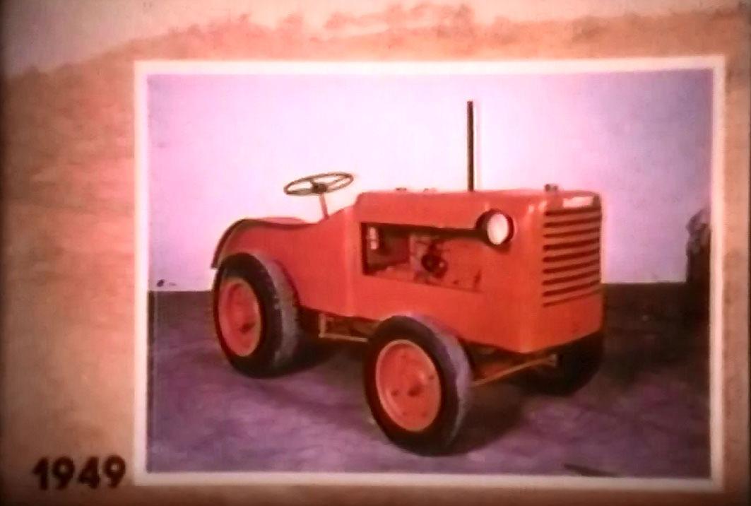 La nostra storia, fatta di motori, trattori e di campi