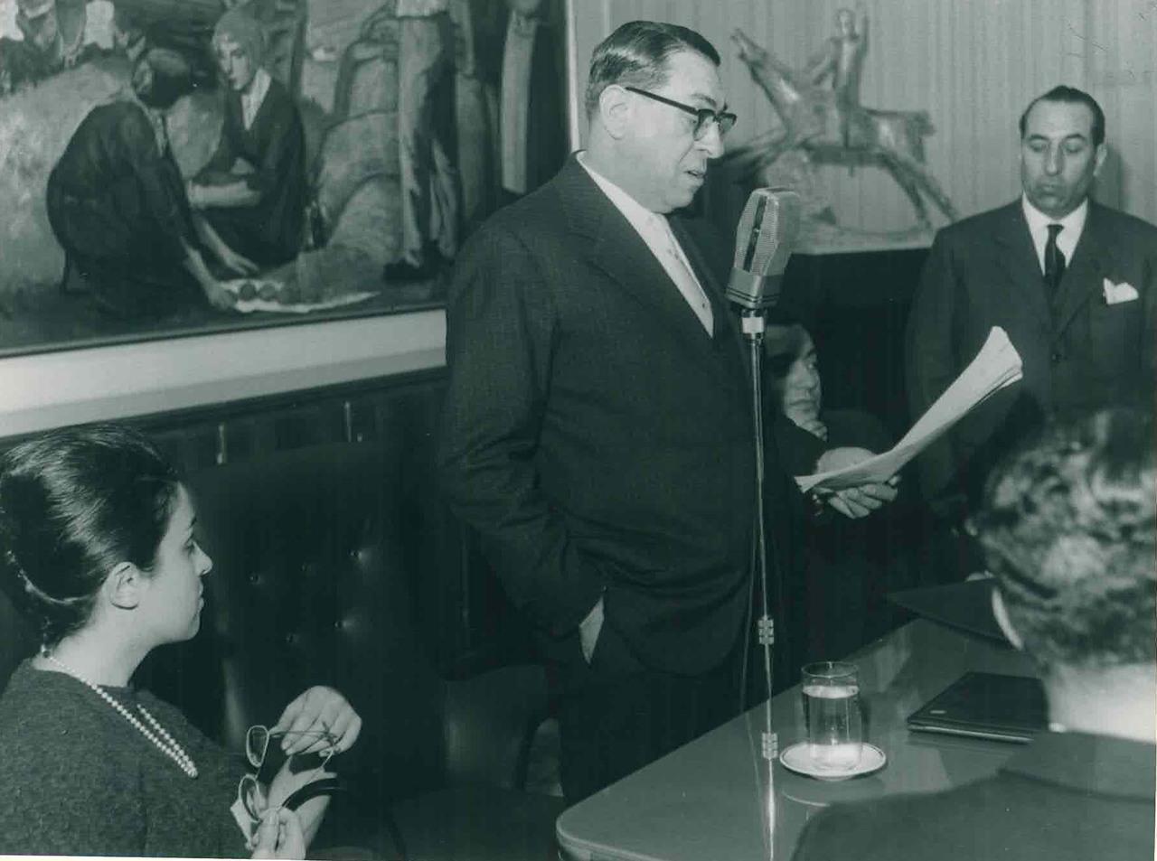 Ing. Cassani - Riunione Agenti