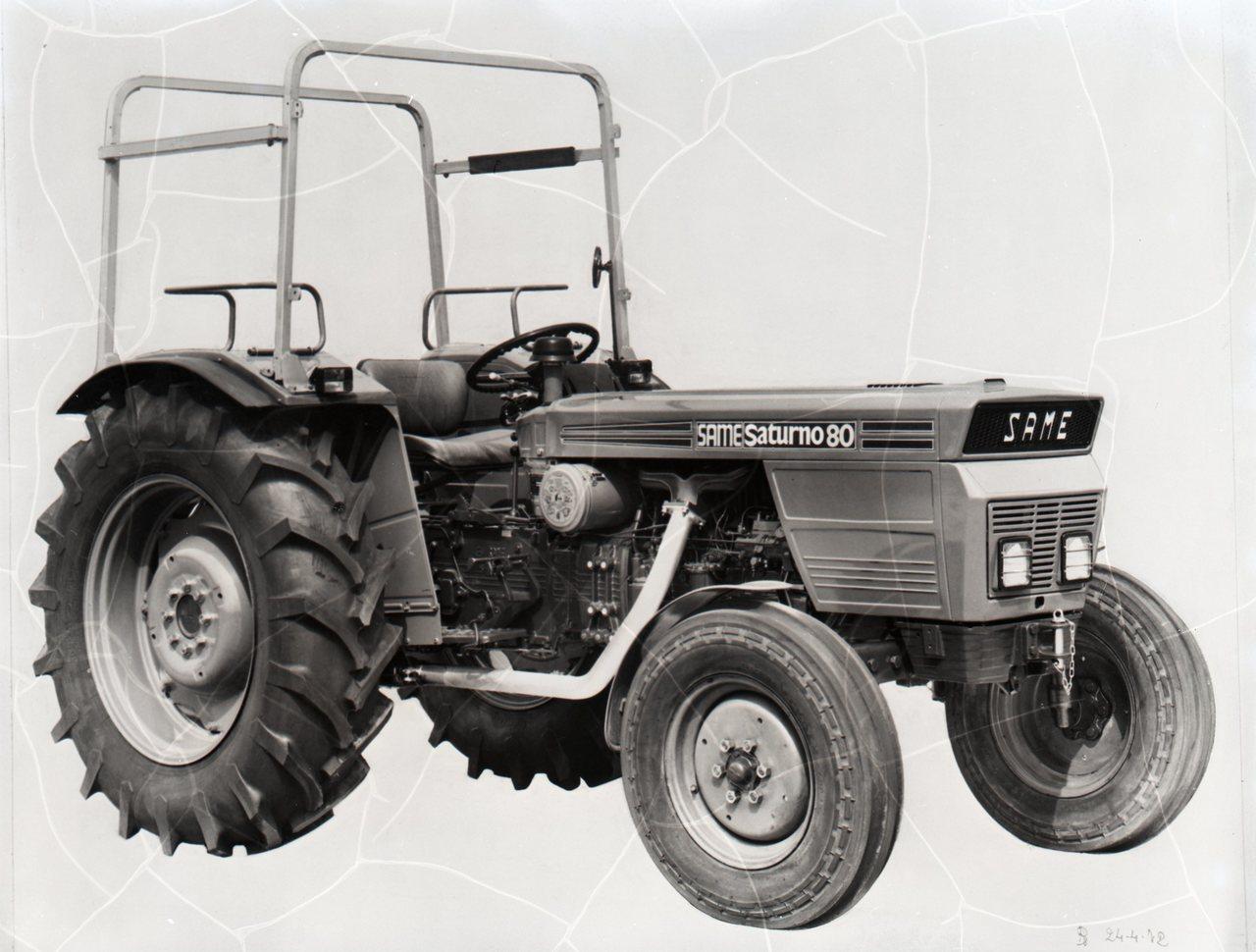 [SAME] trattore Saturno 80 2RM