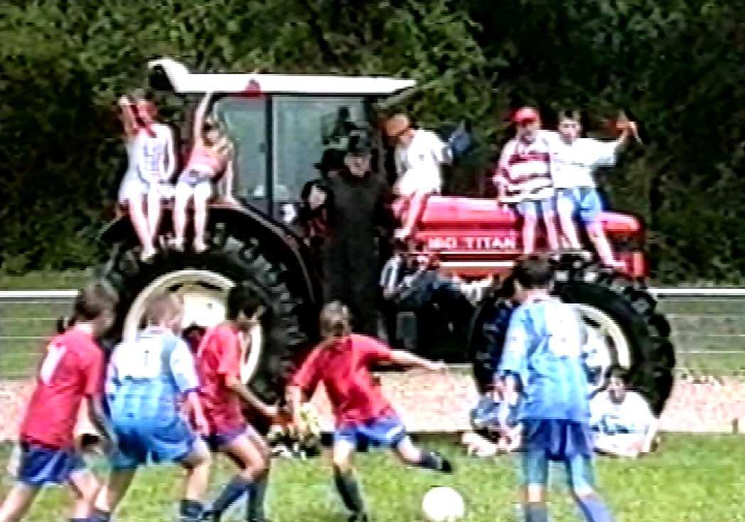 SAME Backstage 1995 - Un trattore per amico