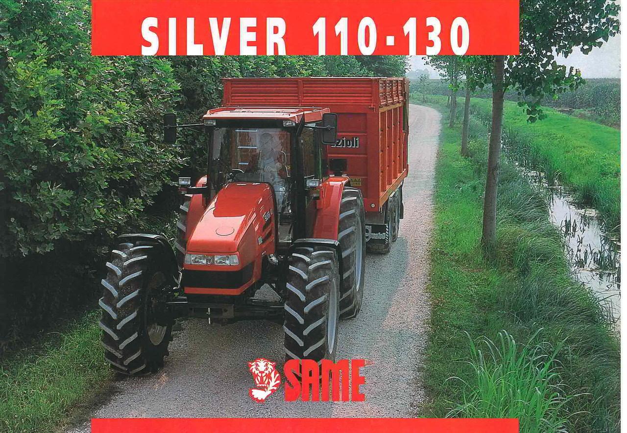 SILVER 110 - 130