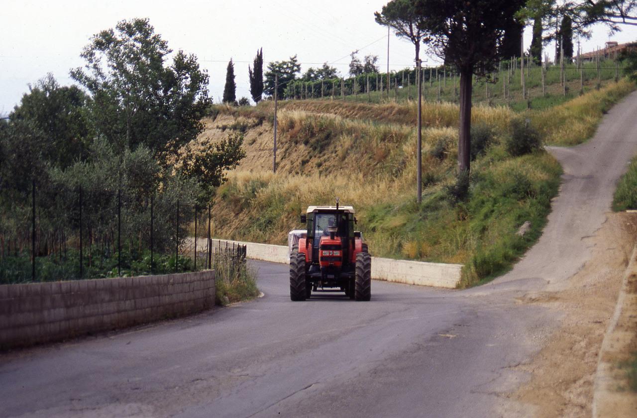 [SAME] trattore Antares 130 per strada