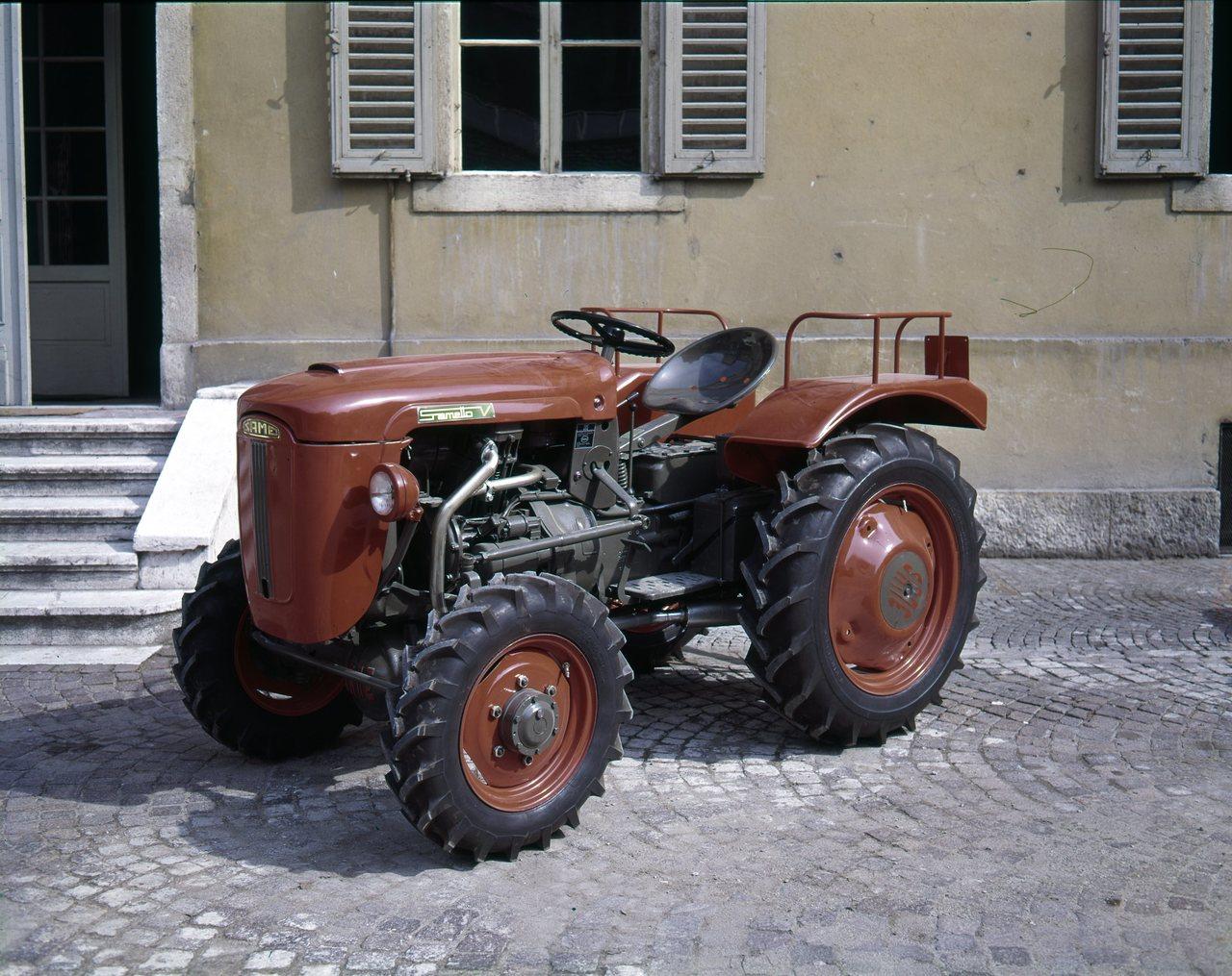 [SAME] trattore Sametto V
