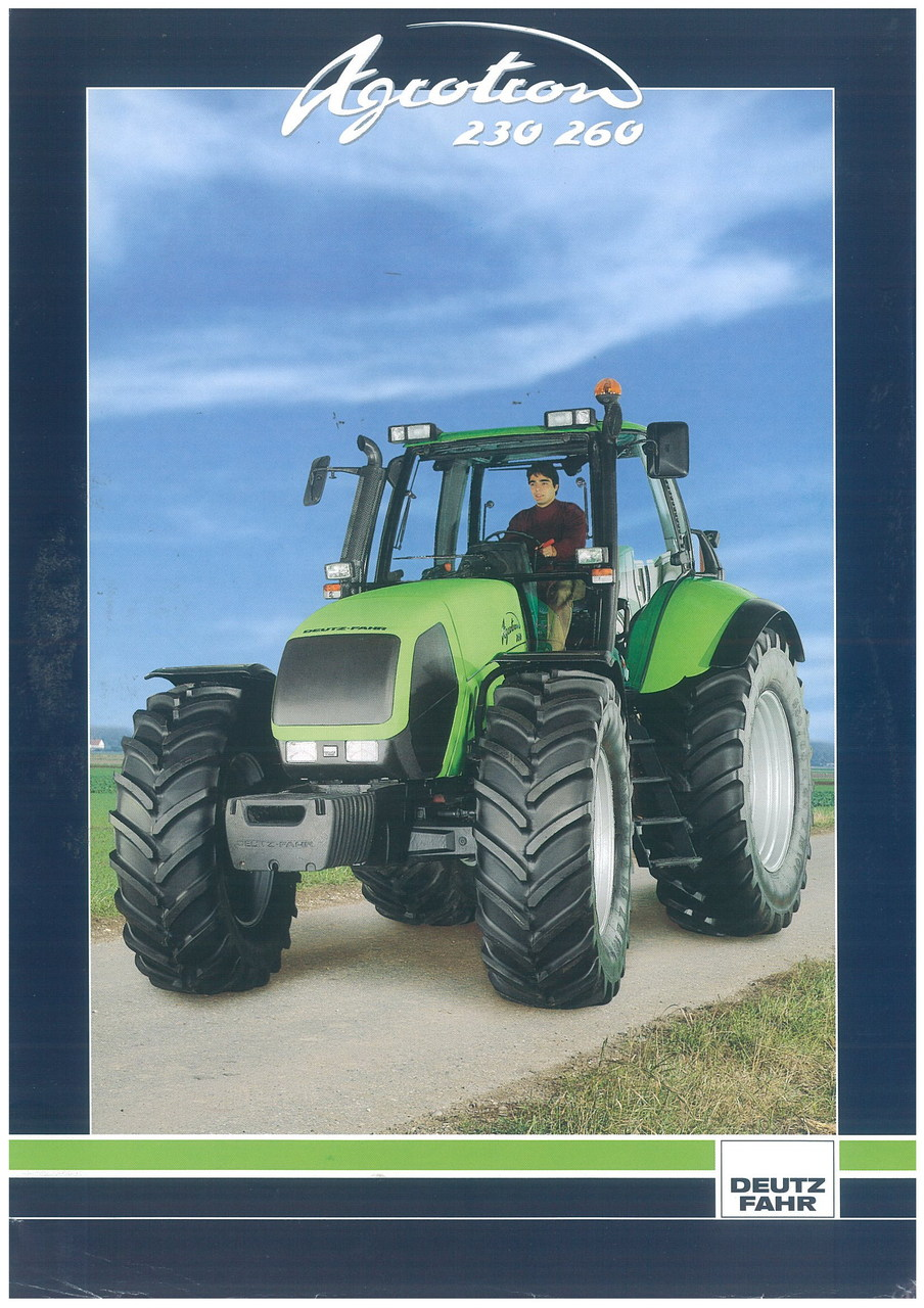 AGROTRON 203 - 260