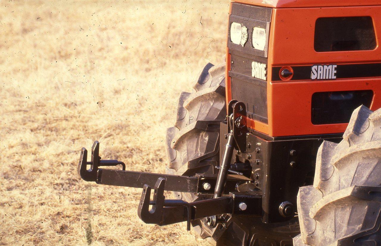 [SAME] trattore Antares 100 Turbo