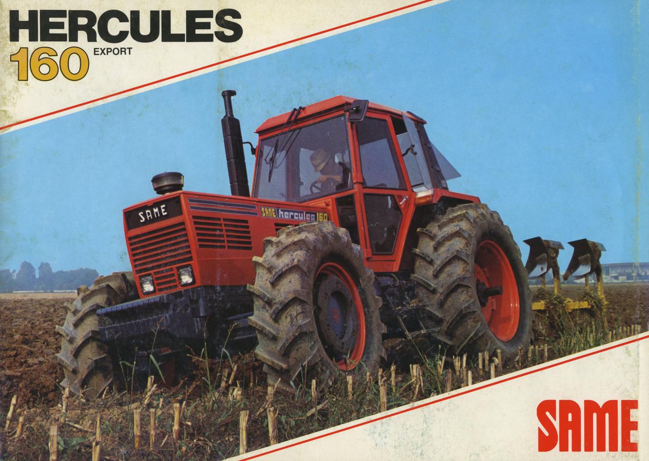 HERCULES 160 Export