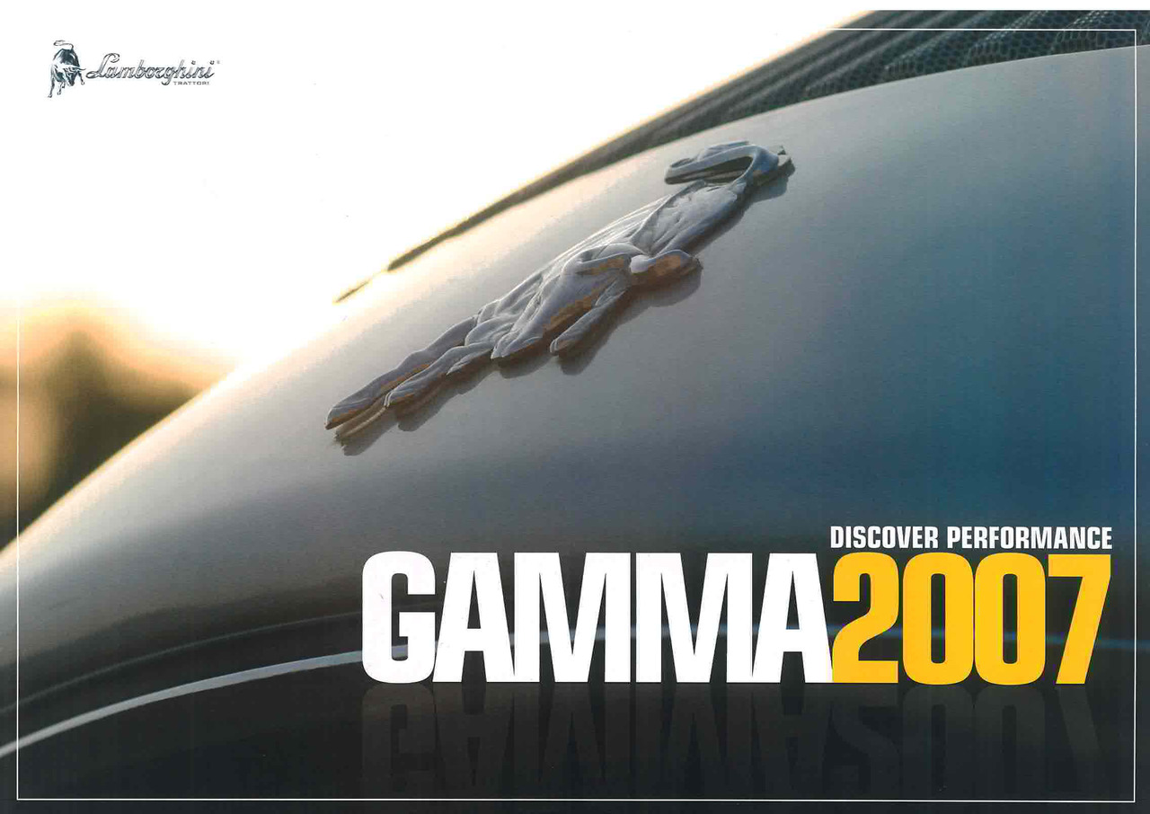 Discover Performance Gamma 2007