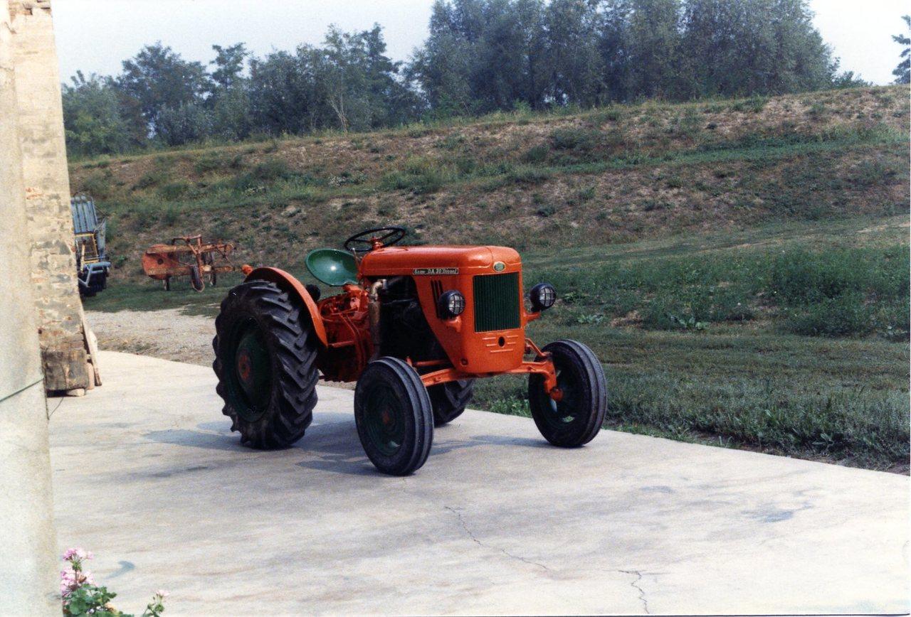 [SAME] trattore DA 30 a due ruote motrici
