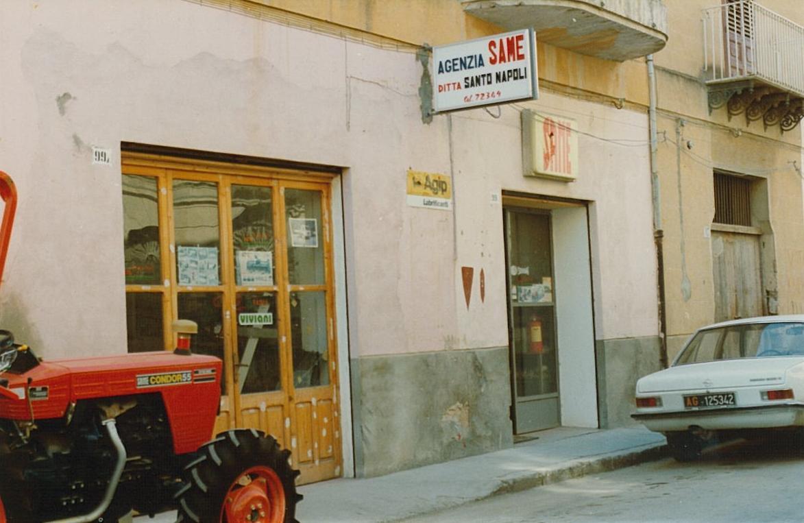 Agenzia SAME Ditta Santo Napoli