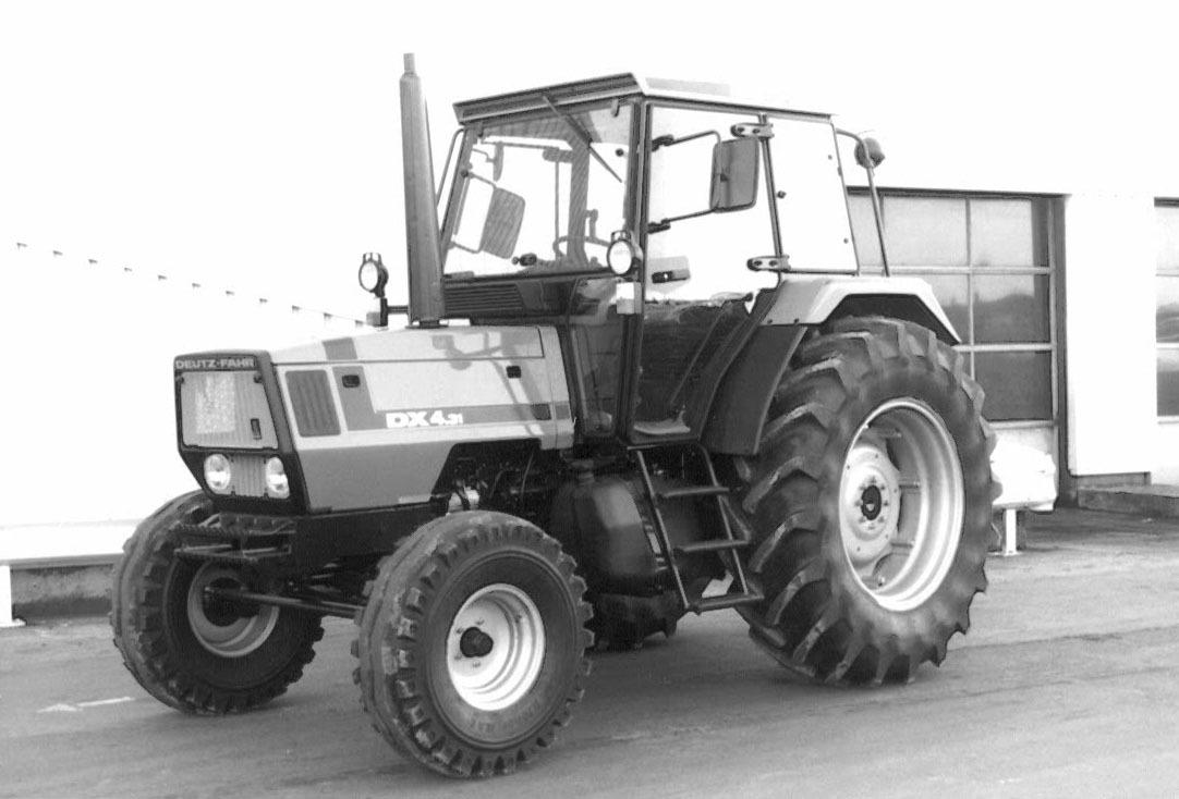 [Deutz-Fahr] trattore DX 4.31
