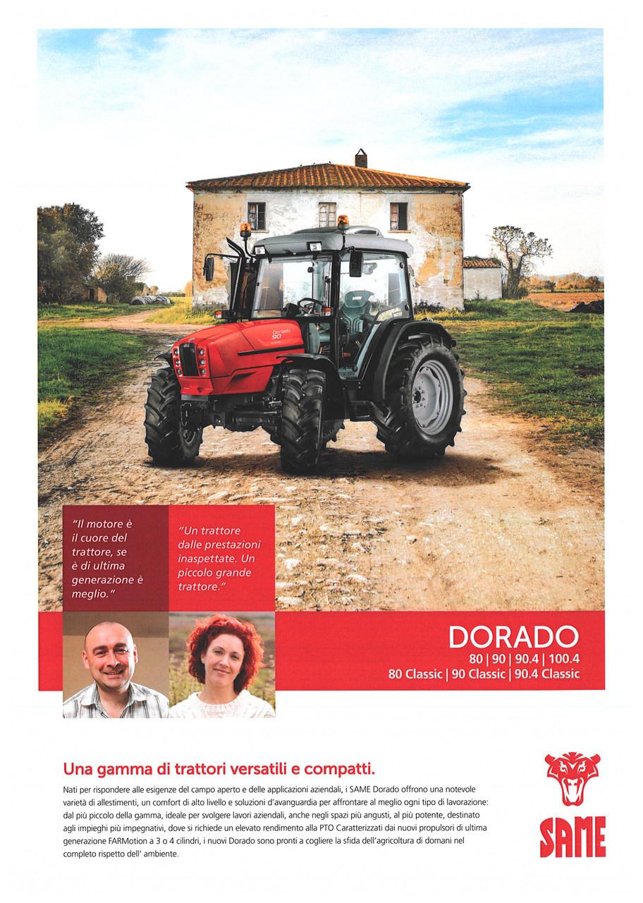 DORADO 80 - 90 - 90.4 - 100.4 - 80 CLASSIC - 90 CLASSIC - 90.4 CLASSIC