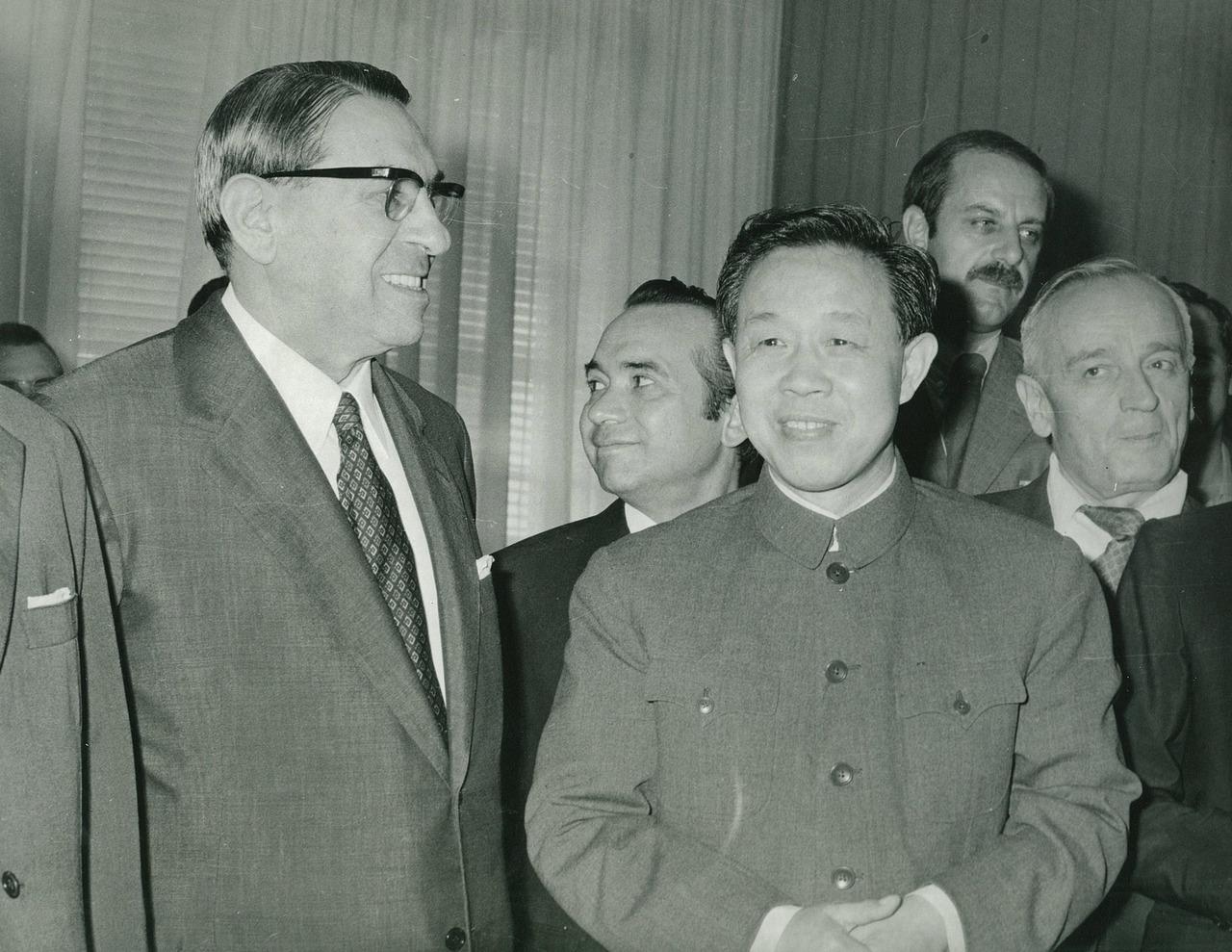 Visita della Delegazione Cinese