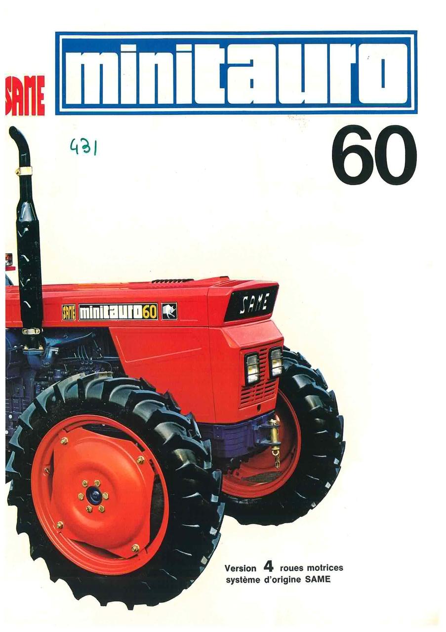 MINITAURO 60
