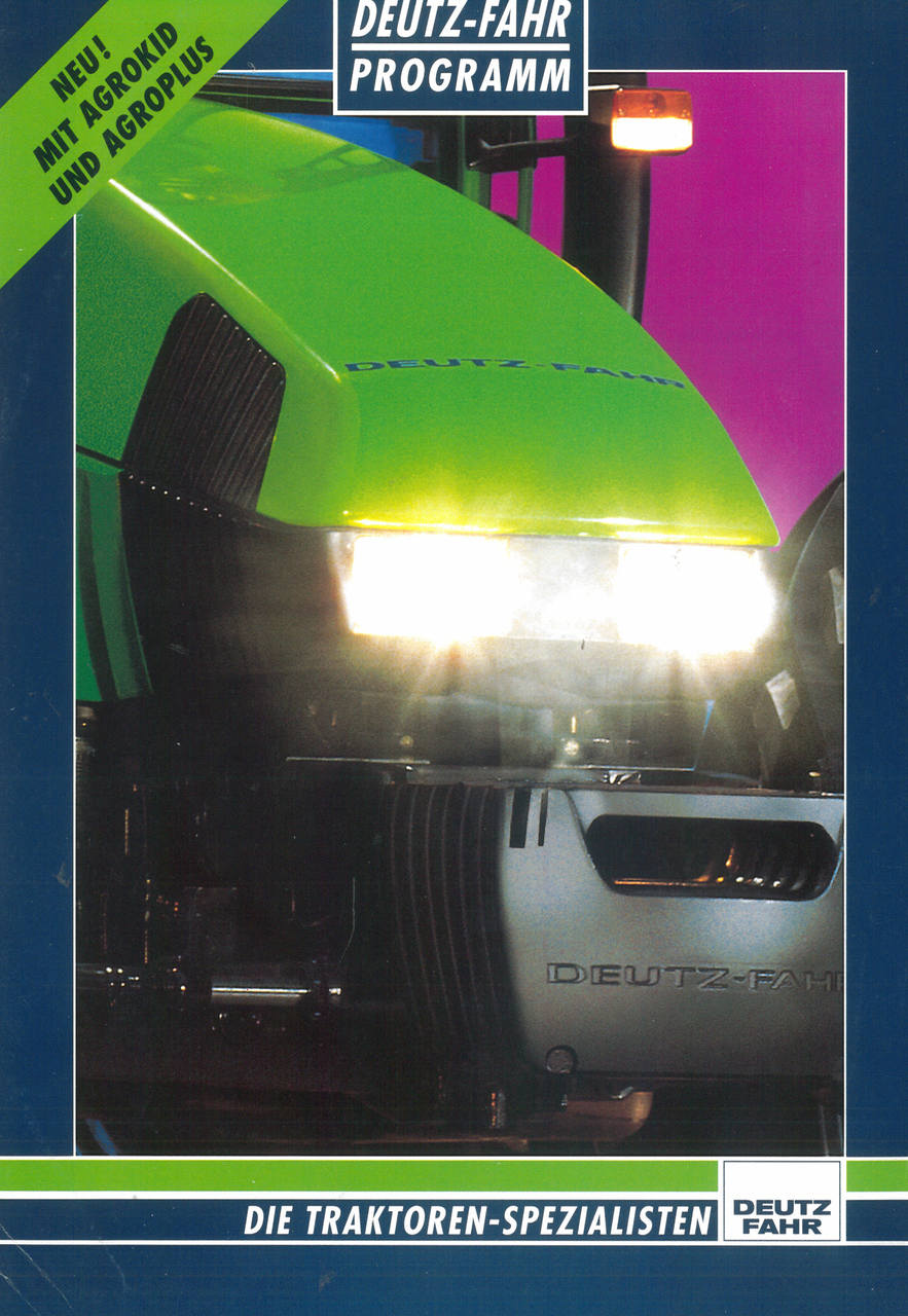 Programm : die Traktoren- spezialisten