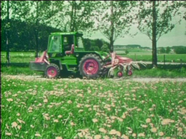 Grünlandfilm mit INTRAC SYSTEM 2000