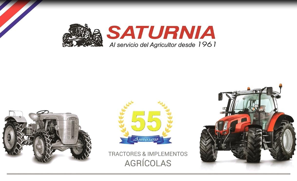 Saturnia. Al servicio del agricultor desde 1961