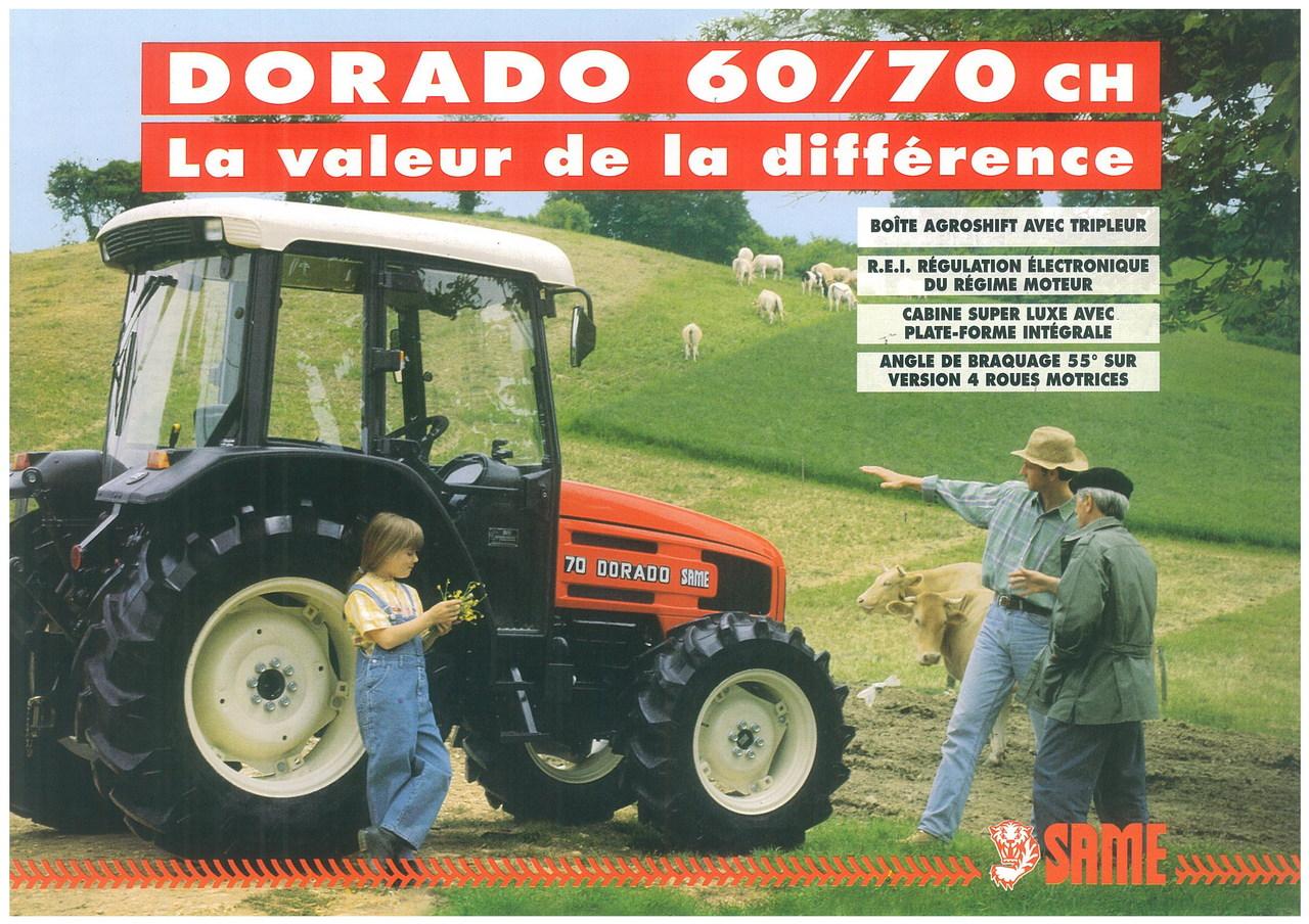 DORADO 60 / 70 CH