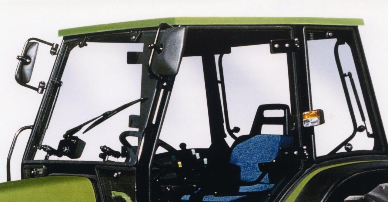 [Deutz-Fahr] cabina trattore Agroplus 60-70