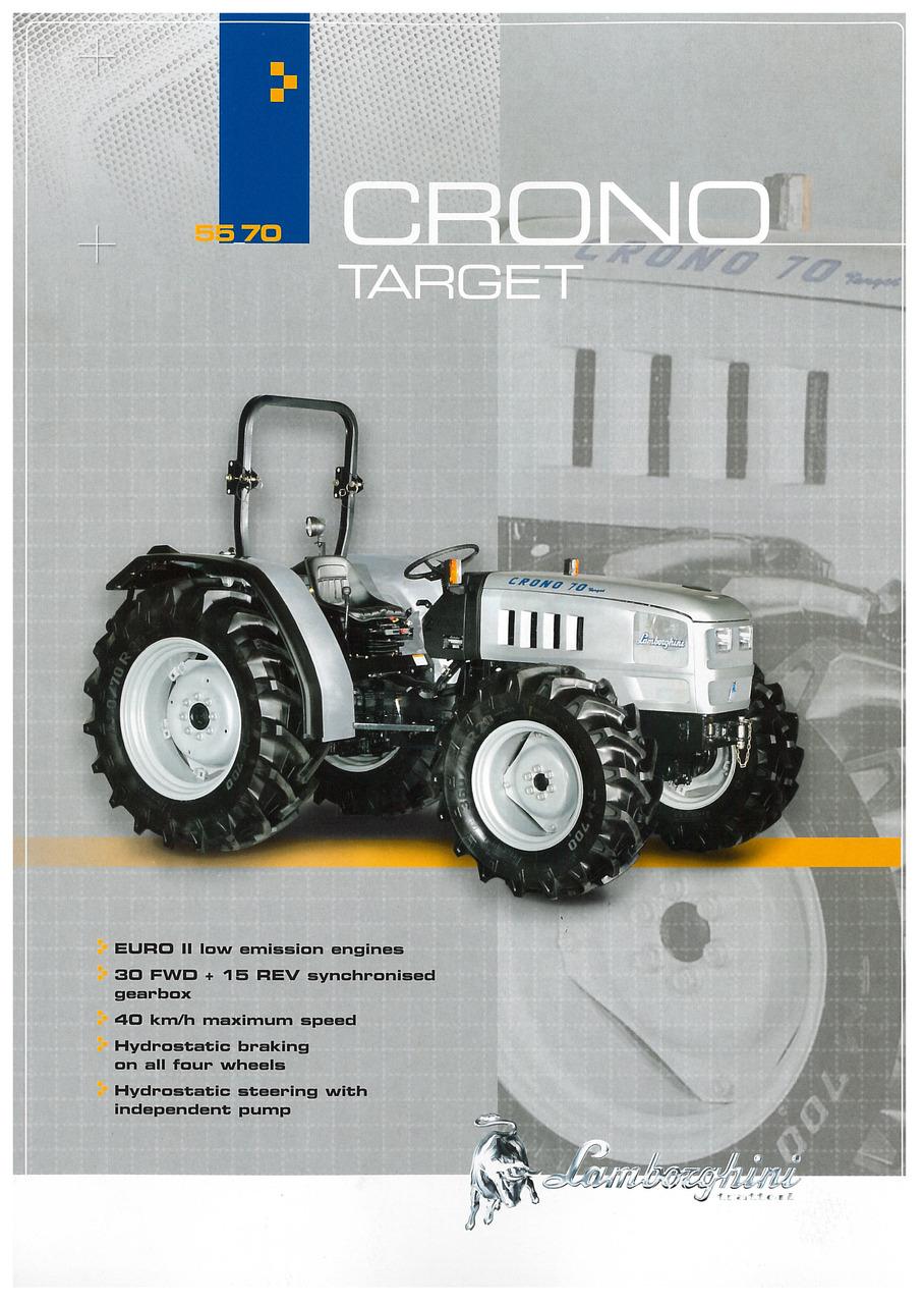 CRONO TARGET 55-70