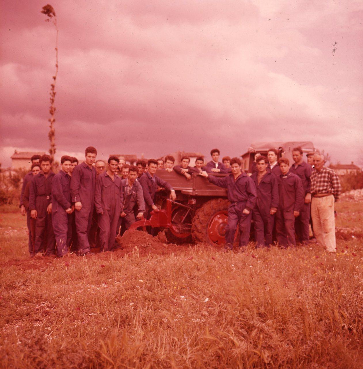 Istituto di Meccanica Agraria di Firenze, 23/10/64