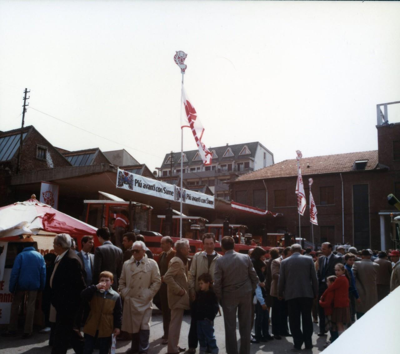 Smithfield Show U.K., 1984
