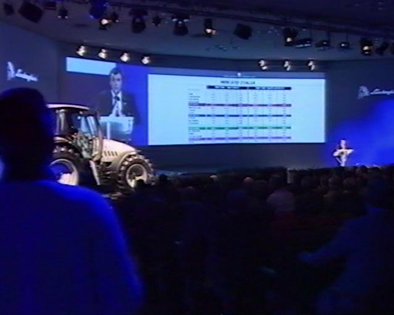 Convention concessionari Lamborghini Italia - 3^ parte