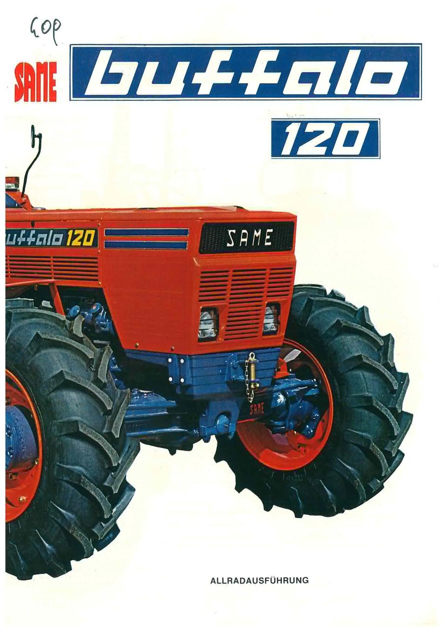 BUFFALO 120