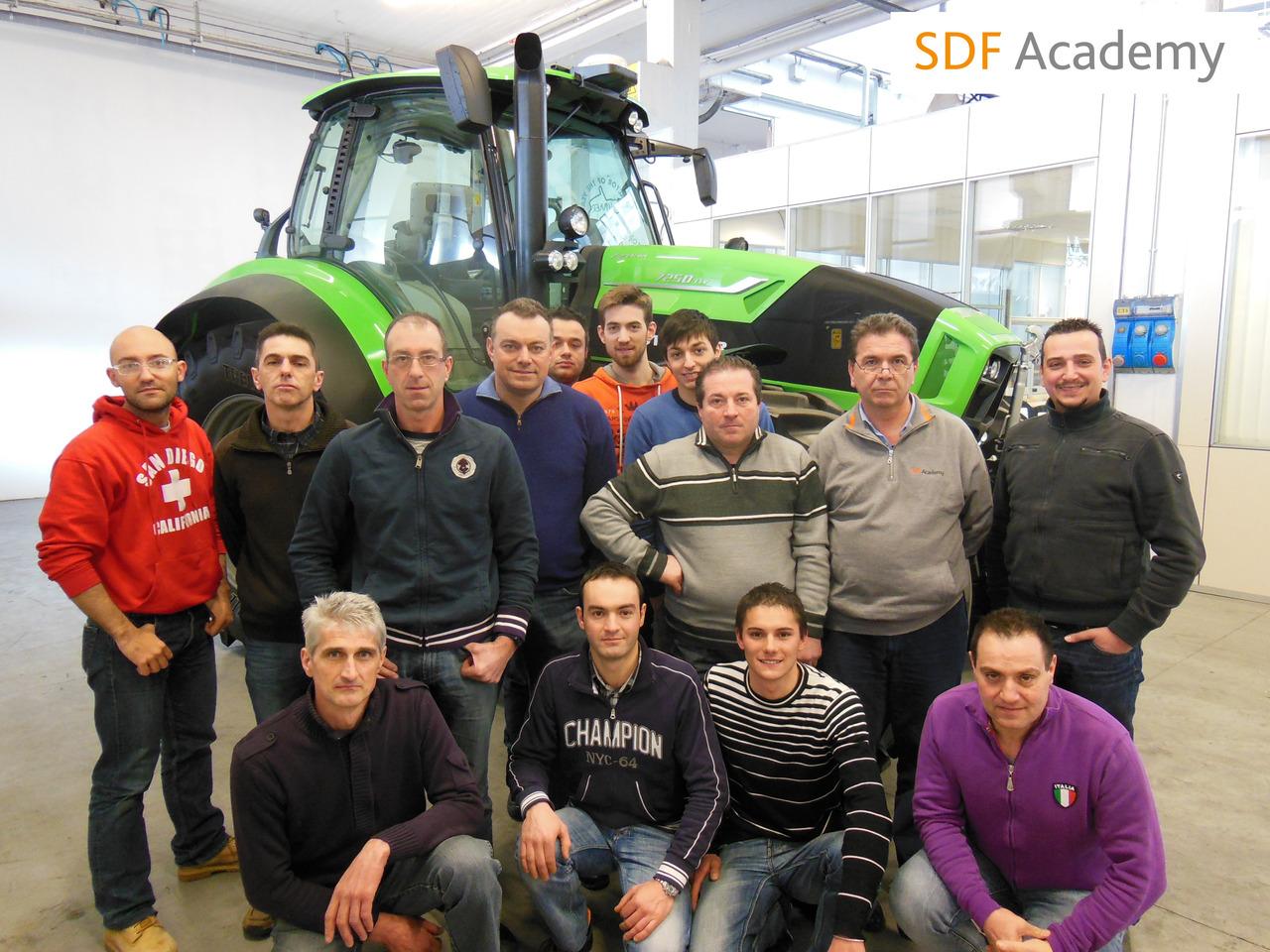SDF Academy - Corso Deutz-Fahr Agrotron K