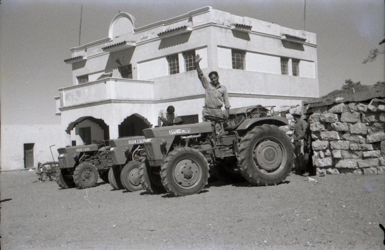 [SAME] trattori Same Italia e Same Atlanta in Perù