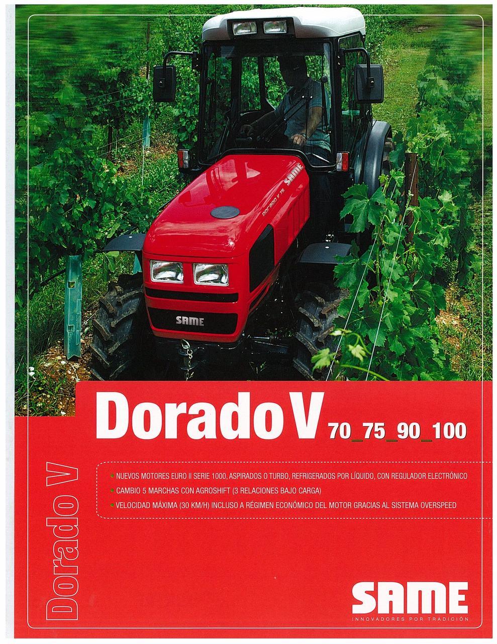DORADO V 70 - 75 - 90 - 100