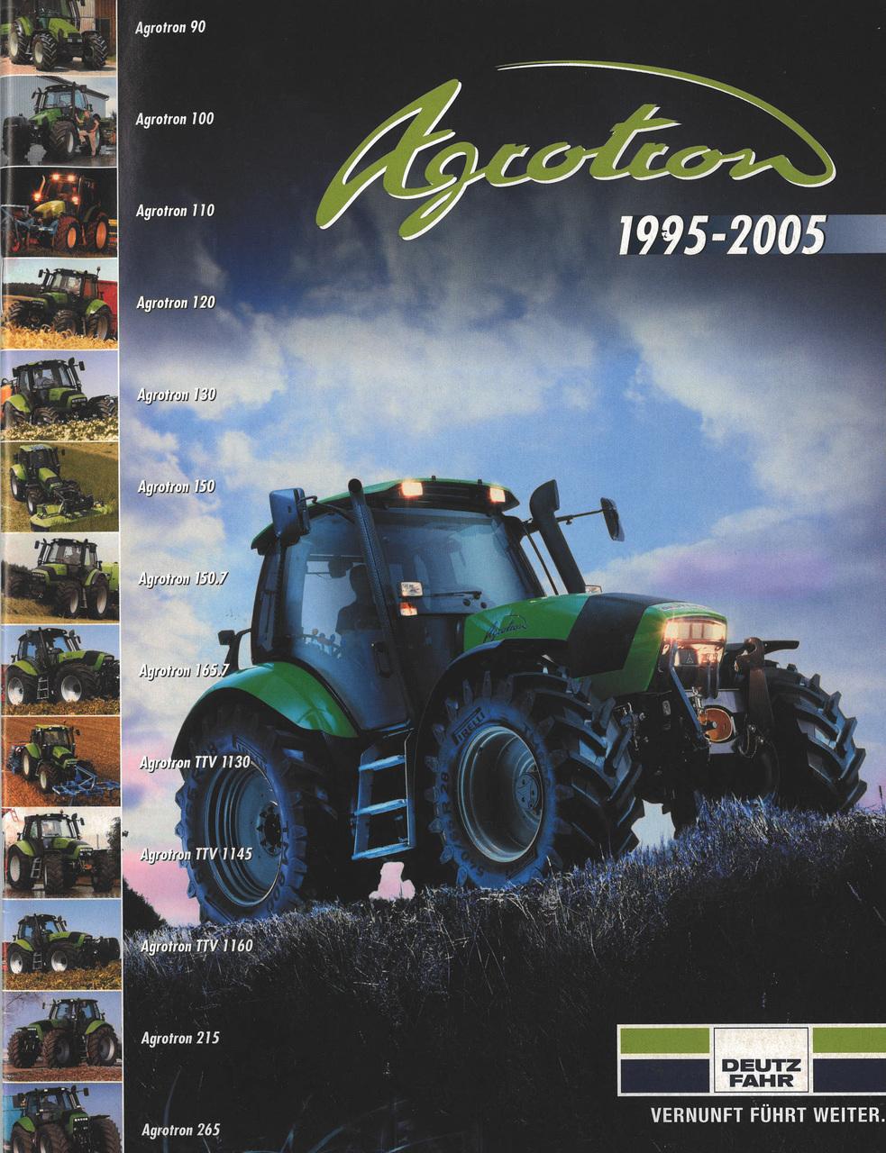 AGROTRON 1995 - 2005