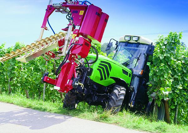 [Deutz-Fahr] trattori serie Agroplus S