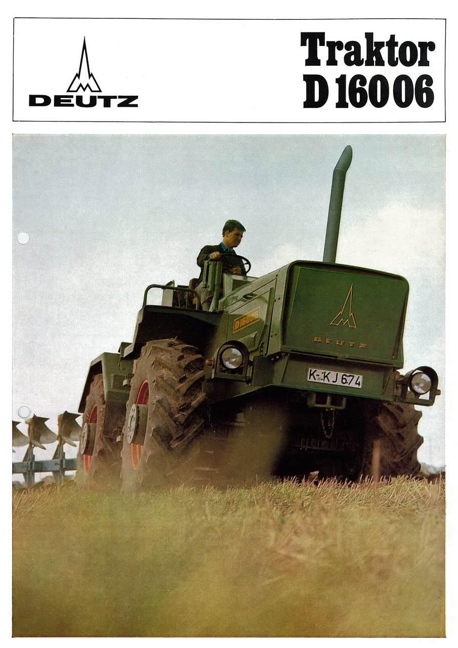 D 16006 - TRAKTOR