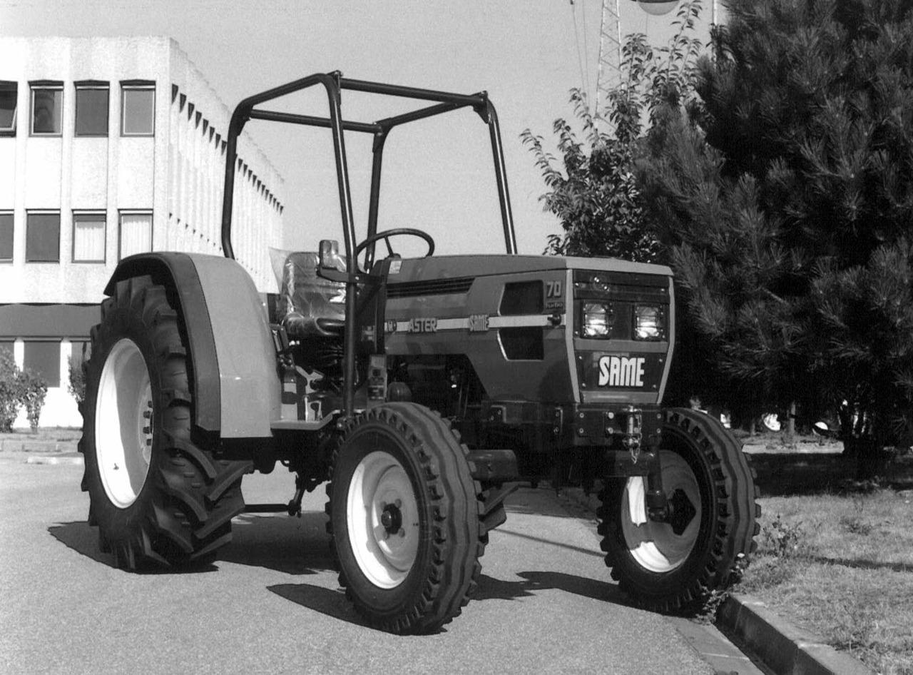 Trattore SAME Aster 70 Turbo con le 2 ruote motrici