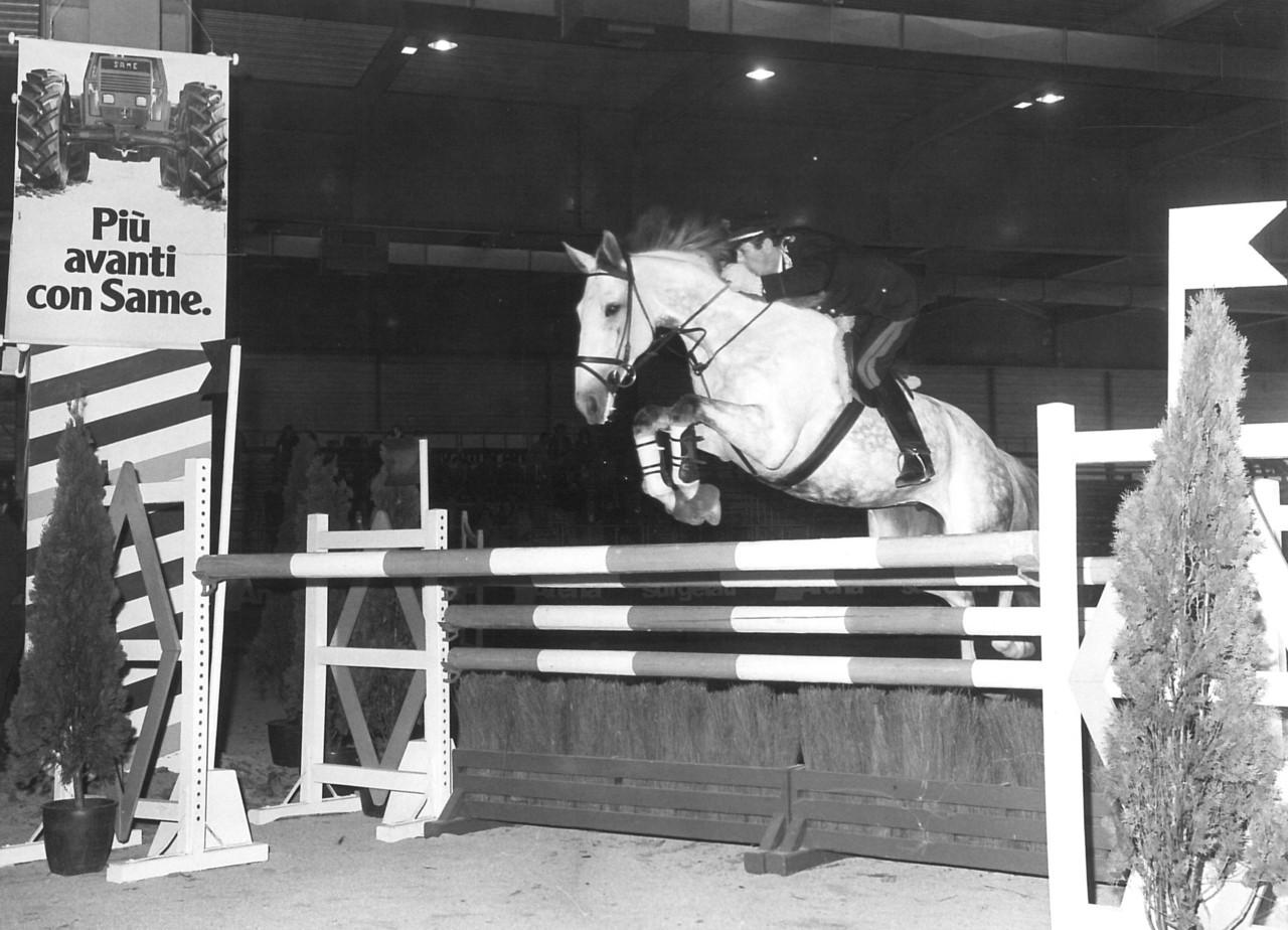 Partecipazione del marchio SAME alla Fiera dei Cavalli di Verona