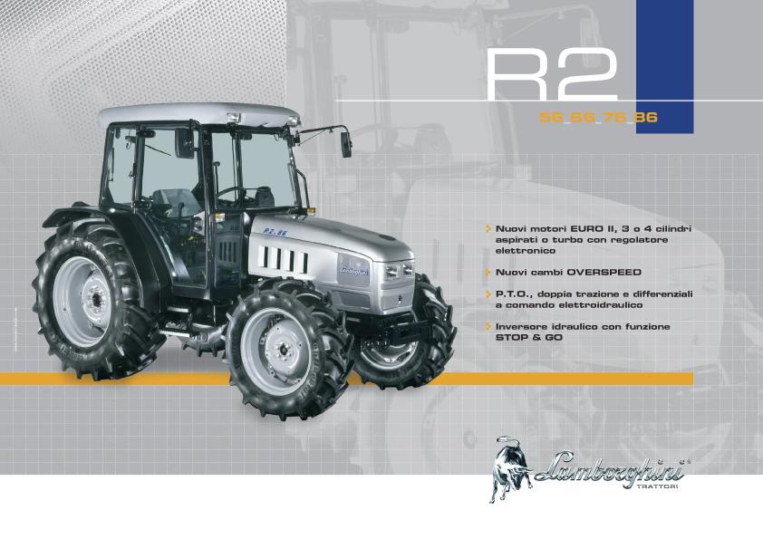 R2 56 - 66 - 76 - 86