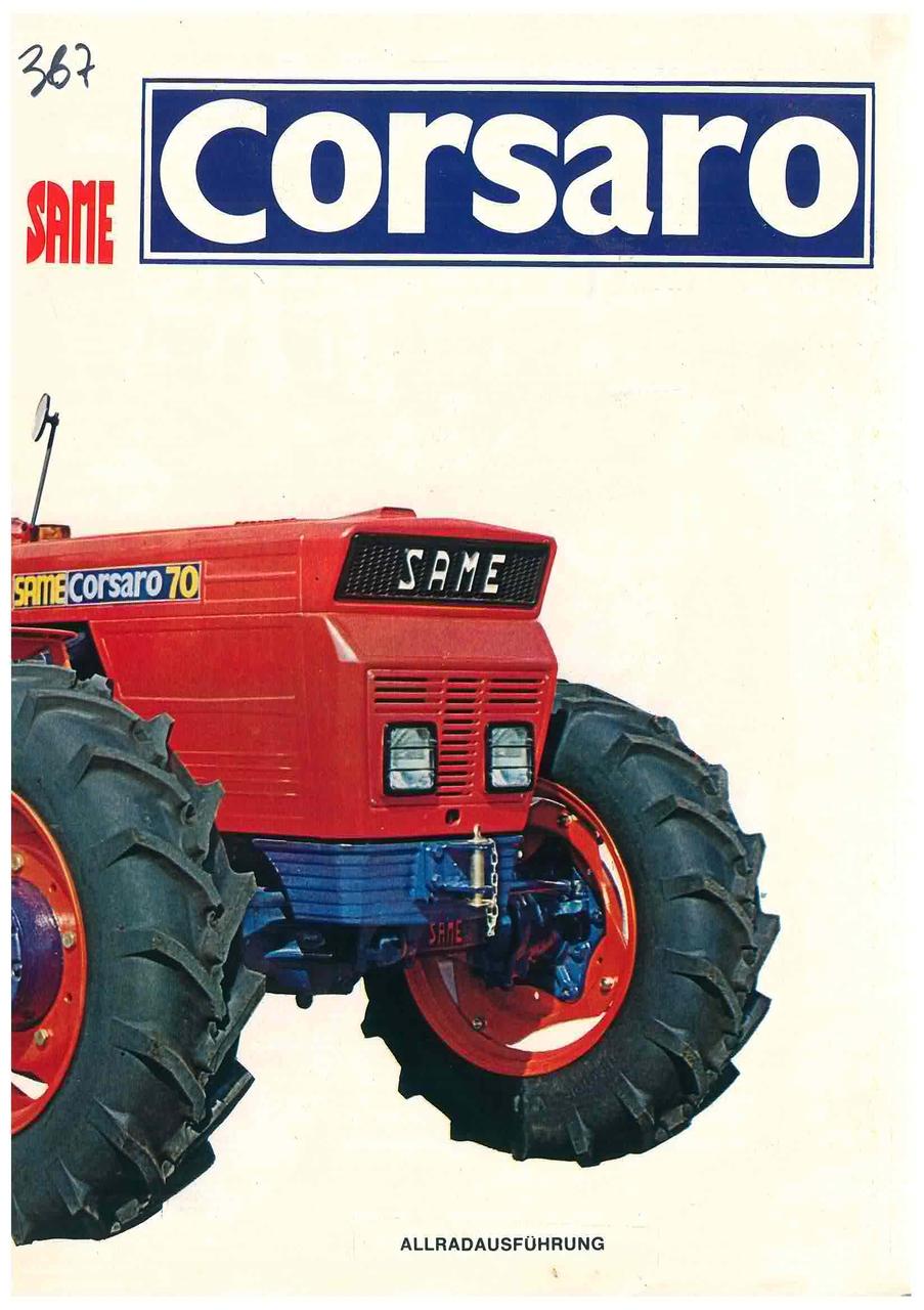 CORSARO 70