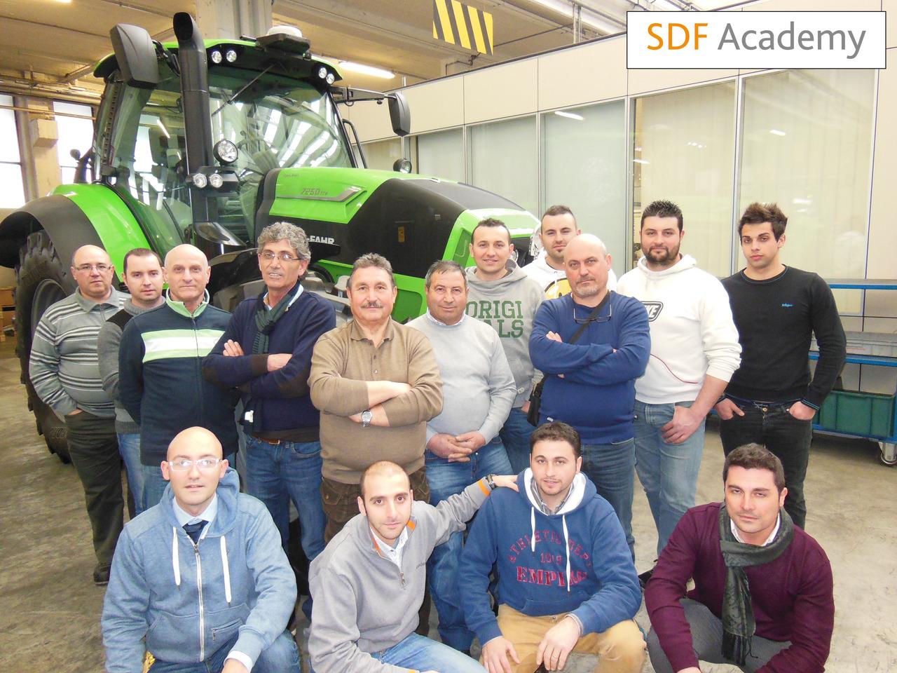 SDF Academy - Corso Elettrotecnica Adv