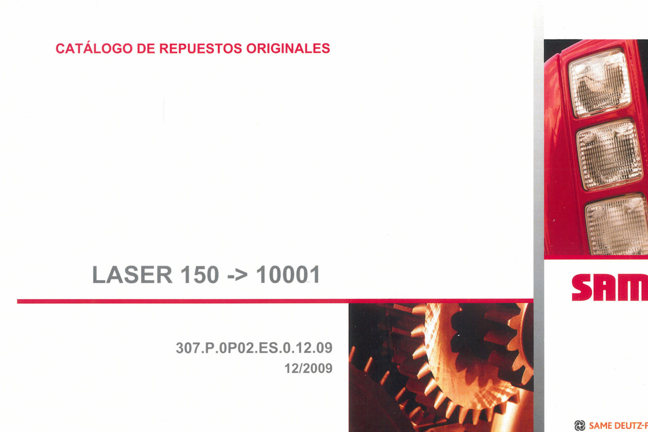 LASER 150 ->10001 - Catalogo de repuestos originales