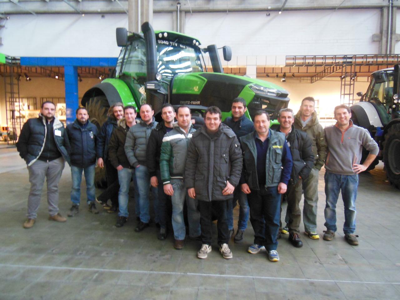 SDF Academy - Corso motori Deutz AG T3b-4i