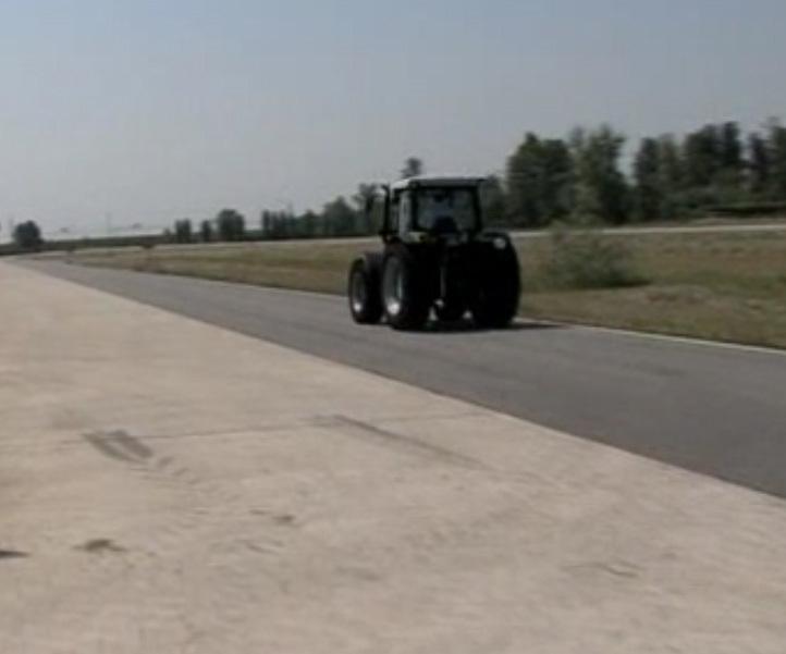 Deutz-Fahr Agrofarm TTV - Entwicklung